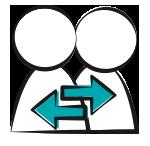 peer-to-peer icon